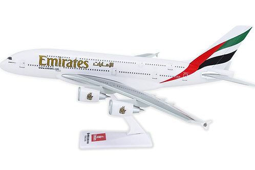 EMIRATES A380 SCALE MODEL
