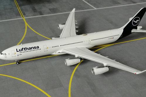 GEMINI JETS LUFTHANSA A340-300 D-AIFD  1/400