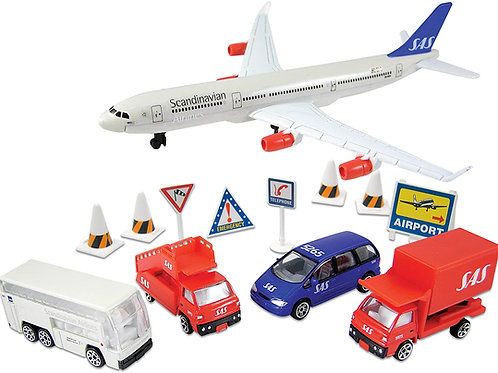 SAS Scandinavian Airlines PLANE PLAYSET