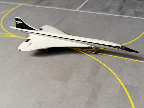 JC WINGS BRITISH AIRWAYS CONCORDE G-BOAC  1/400