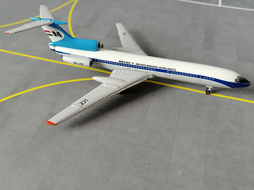 AEROCLASSICS MALEV TU-154 HA-LCE 1/400