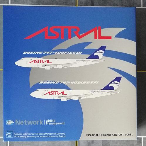JC WINGS ASTRAL B747-400F(SCD) TF-AMU 1/400