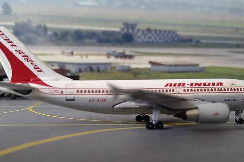 "AEROCLASSICS AIR INDIA AIRBUS A310-300 ""YAMUNA"" VT-EJG 1/400 1/400"