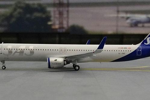 PANDA MODELS SAS A321NEO SE-DMO 1/400