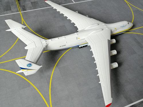 HERPA ANTONOV AIRLINES ANTONOV AN-225 UR-82060  MRIYA  1/400