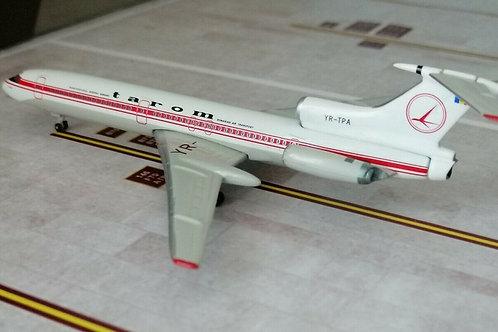 PHOENIX TAROM TU-154 YR-TPA  1/400