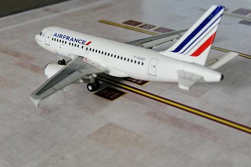 HERPA AIR FRANCE A318 F-GUGD  1/400