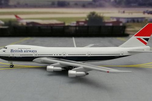 HERPA BRITISH AIRWAYS B747-100 G-AWNN NEGUS 1/500