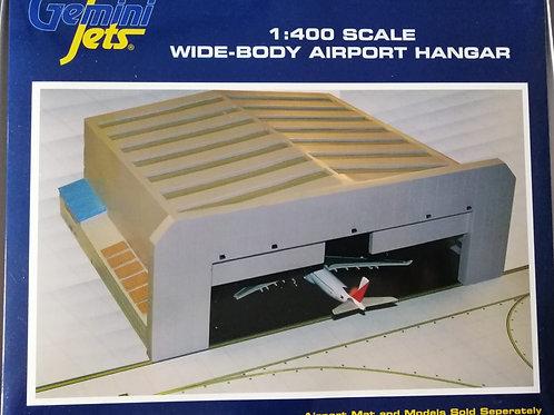 GEMINI JETS  WIDEBODY HANGAR / AIRPORT ACESSORIES 1/400