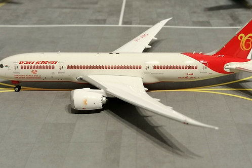 "PHOENIX AIR INDIA BOEING B787-8 VT-ANP ""MAHATMA GHANDI"" 1/400"