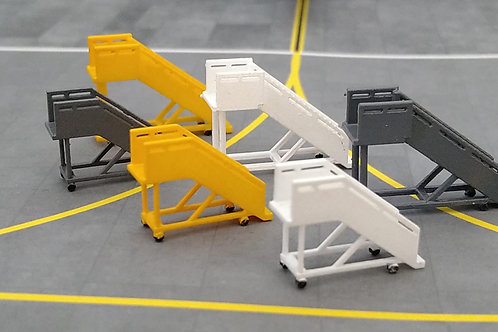 WINGS400 PASSENGER STAIRS / GSE  (SINGLES) LARGE AIRCRAFT