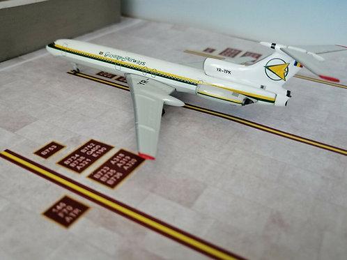 GEMINI SELECT GUYANA AIRWAYS TU-154B-2  YR-TPK 1/400