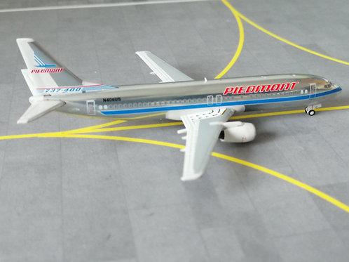 PANDA MODELS PIEDMONT AIRLINES N406US 1/400