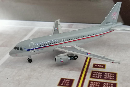 PHOENIX CZECH AIR FORCE AIRBUS A319CJ 2801  1/400