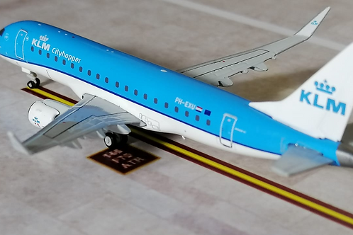 GEMINI JETS KLM ERJ-175 PH-EXU  1/400