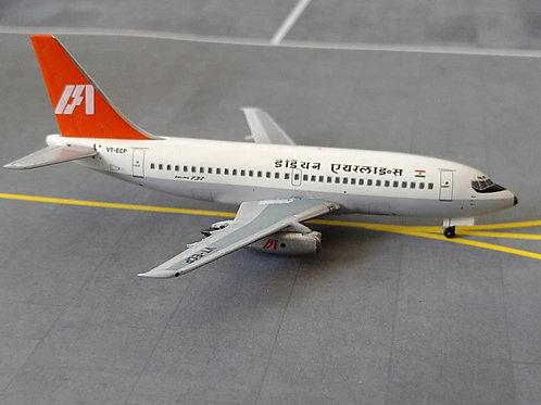 AEROCLASSICS INDIAN AIRLINES B737-200 VT-ECP 1 /400