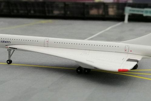 British Airways Concorde G-BOAB GJBAW1946