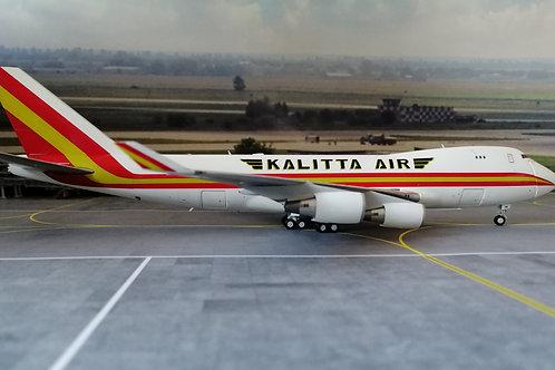 GeminiJets Kalitta Boeing 747-400 Interactive Series N782CK 1/200 G2CKS928