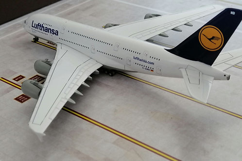 GEMINI JETS LUFTHANSA ( OLD C/S) A380 D-AIMB 1/400
