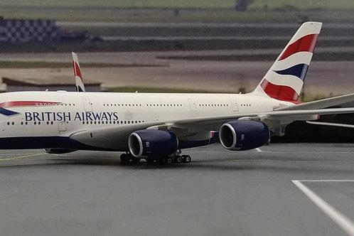 PHOENIX BRITISH AIRWAYS AIRBUS A380 G-XLEL 1/400