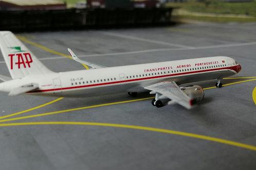 AEROCLASSICS TAP AIR PORTUGAL AIRBUS  A321 CS-TJR 1/400