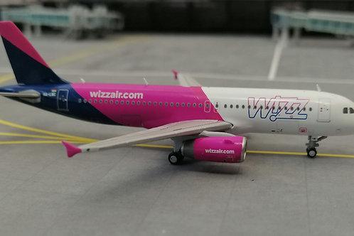 Gemini Jets Wizz Airbus A320-200 HA-LWC  1/400