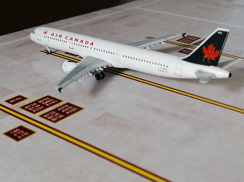 """AEROCLASSICS AIR CANADA  A321 C-GITU """"OLD C/S""""  1/400"""