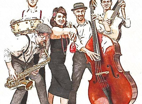 Swingin' at the Ellington! (Feb 23)