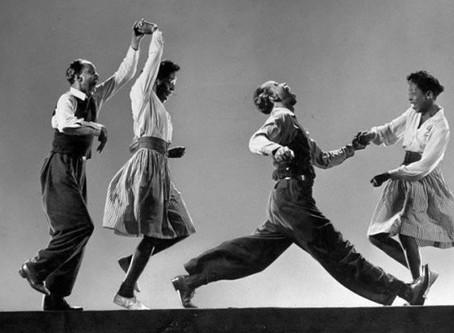 Famous vintage clips of Lindy Hop