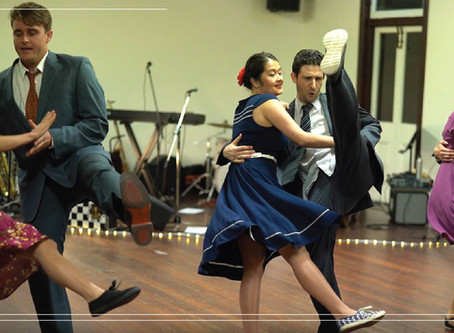Join Our Zoom Swing Dance Class!