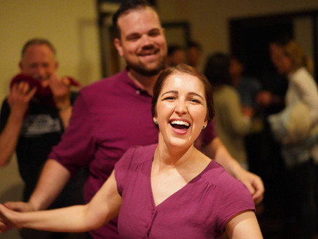 8 Reasons to Start Swing Dancing!