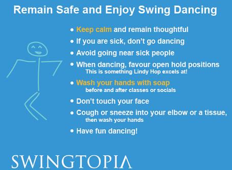 Swing Dancing and the Coronavirus