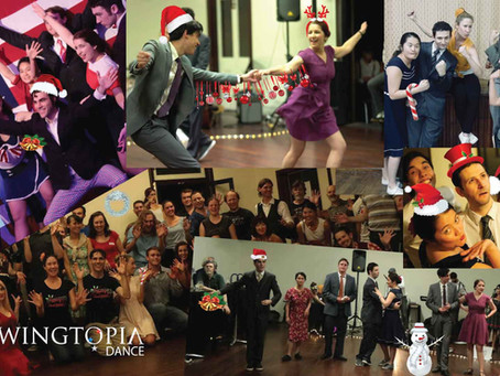 Swingtopia Celebrates 2018!  (Dec 6)