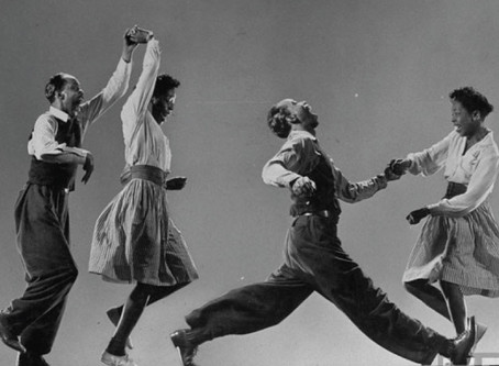 On Cultural Appropriation and the Lindy Hop, Part I