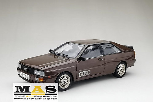 Audi Quattro metallic-braun 1981 Sun Star 1/18