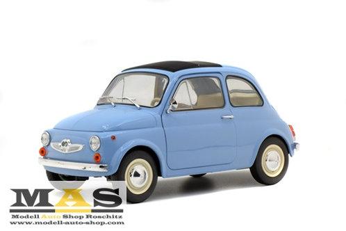 Steyr Puch 500 blue Solido 1/18