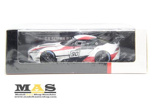 Toyota Supra Concept Car Genfer Autosalon 2018 Spark 1/43