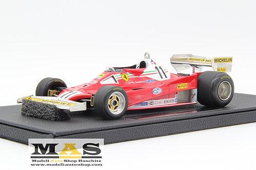 Ferrari 312T2 C. Reutemann Brasilien GP 1978 GP Replicas 1/18