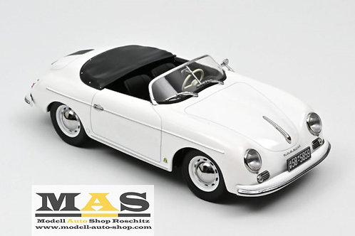 Porsche 356 Speedster 1954 weiss Norev 1/18