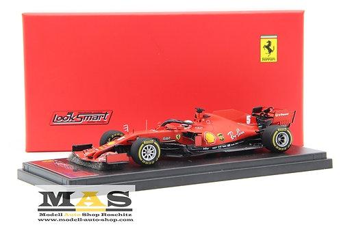 Ferrari SF1000 Barcelona Test 2020 S. Vettel LookSmart 1/43