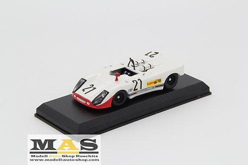Porsche 908/2 Flunder Spider #21 N. Lauda Hockenheim 1970 Best 1/43