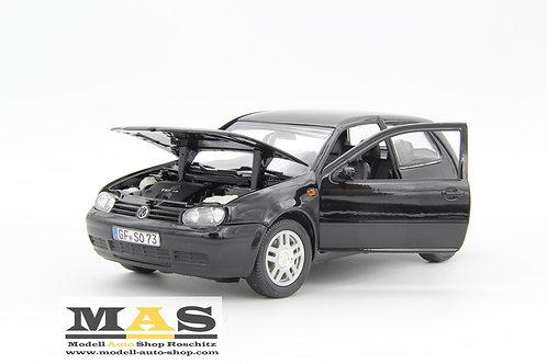 Volkswagen VW Golf IV GTI TDI 1998 blau Revell 1/18
