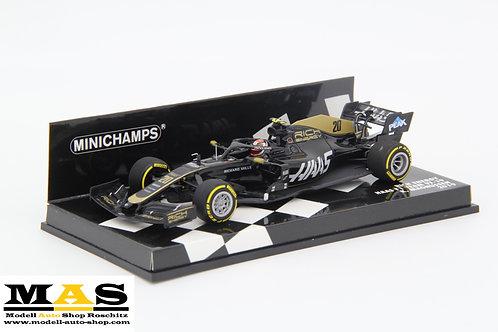 Haas VF-19 K. Magnussen 2019 Minichamps 1/43