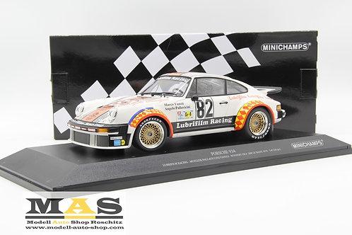 Porsche 934 Lubrifilm Raceing winner 24h LeMans 1979 Minichamps 1/18