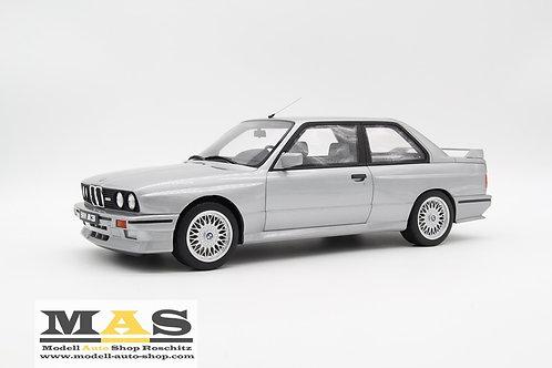 BMW M3 E30 1987 Silber Otto Mobile 1/12