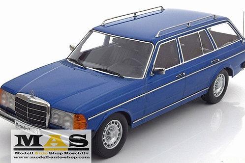 Mercedes 250 T (S123) blau 1978 KK-Scale 1/18