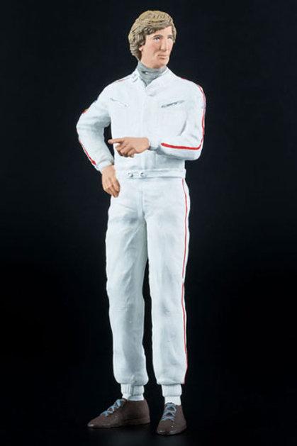 Figura di Jochen Rindt manifattura 1/18