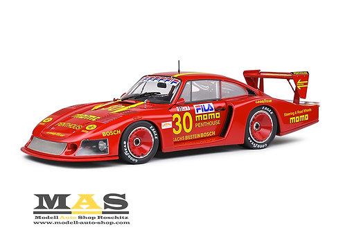 Porsche 935 Moby Dick DRM Norisring 1981 Giampiero Moretti Solido 1/18