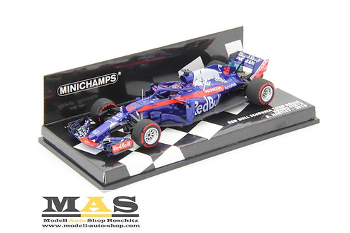 Toro Rosso Honda STR13 B. Hartley 2018 Minichamps 1/43