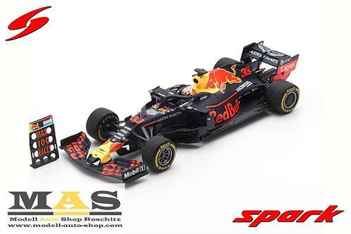 Red Bull RB15 M. Verstappen 100th GP USA 2019 Spark 1/43